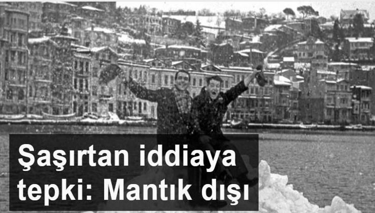 Uzmanlar ikiye bölündü: İstanbul Boğazı donabilir mi?