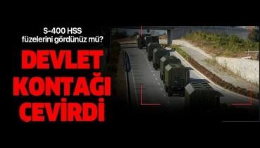 """Türkiye'den düşmanlara gözdağı! S-400'ler """"atışlı test"""" için Sinop'a konuşlandı"""