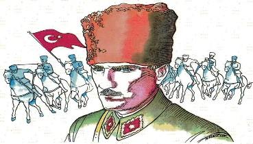 Cumhuriyet Ordusu Büyük Taarruz'da oluştu