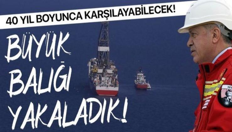 Karadeniz'deki keşif, gaz talebinin yüzde 22'sini 40 yıl boyunca karşılayabilecek!