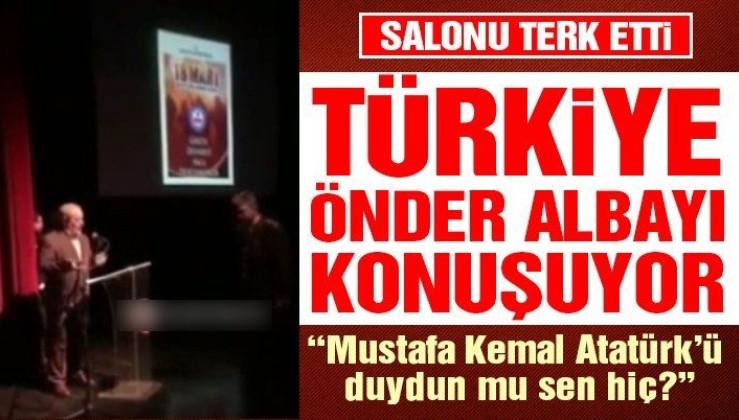 Mustafa Kemal'in Askeri gönülleri fethetti