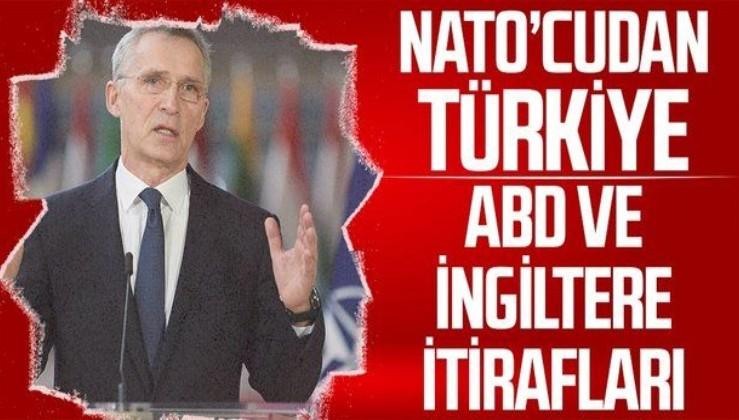 NATO'cu Stoltenberg'den flaş sözler: Avrupa Birliği'ni, Türkiye, ABD ve İngiltere koruyor
