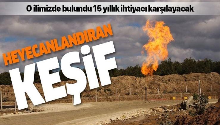 Son dakika: Türkiye'ye doğalgaz müjdesi! O ilimizde bulundu 15 yıllık ihtiyacı karşılayacak