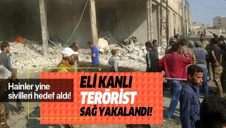 YPG'den Tel Abyad'a bomba yüklü araçla saldırı!.
