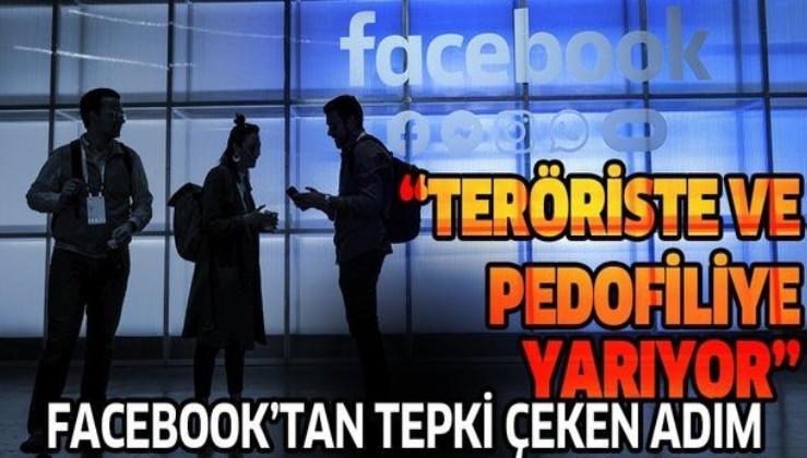 """7 ülkeden Facebook'a """"uçtan uca şifreleme"""" eleştirisi: Terör örgütleri ve pedofililere yarıyor"""