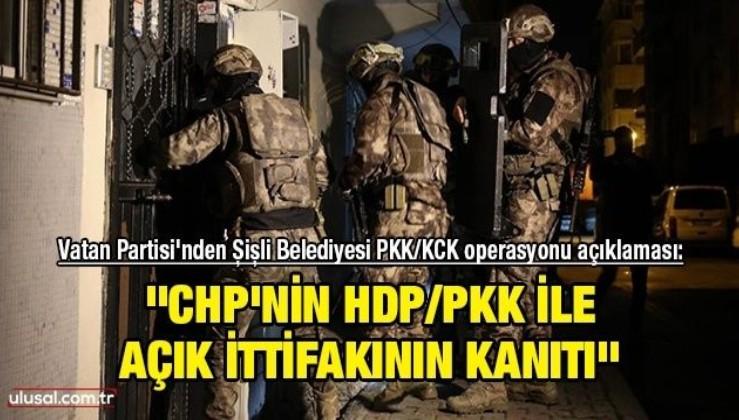 """""""CHP'nin HDP/PKK ile açık ittifakının kanıtı"""""""