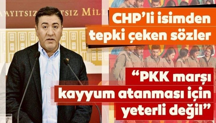 CHP'li Murat Emir'den büyük tepki çeken sözler: Kayyum için PKK marşının okunması yeterli değil