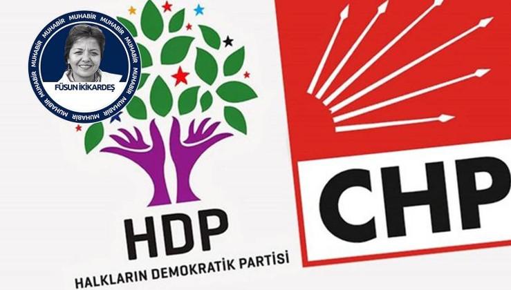 CHP ve HDP yerel yönetimleri konuşacak
