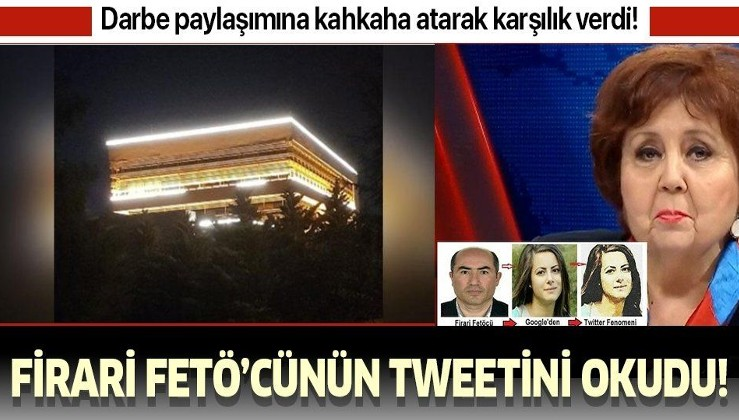 Halk TV, AYM Üyesi Yıldırım'ın paylaşımını FETÖ'cü hesap üzerinden yorumladı!