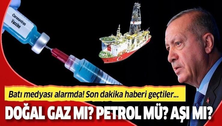 """Erdoğan """"Cuma günü müjdeyi vereceğiz"""" dedi! Batı medyası alarma geçti!"""