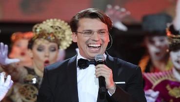 Люди в залі плакали: Галкін висміяв Зеленського у кріслі президента (відео)