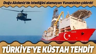 Yunanistan'dan küstah Türkiye açıklaması