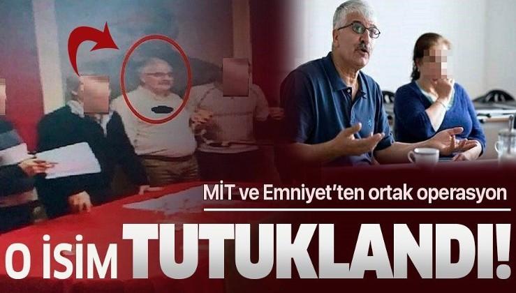 Son dakika haberi: Norveç'te PKK adına faaliyet yürüten Roger Carlsen, Bingöl'de tutuklandı.