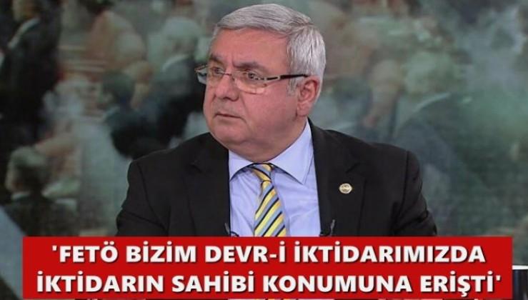 AKP'li Metiner: FETÖ bizim devr-i iktidarımızda iktidarın sahibi konumuna erişti