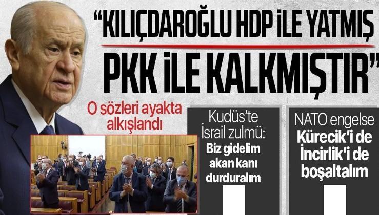 MHP liderinden tarihi sözler:  NATO üyeliğini tartışmaya açalım, Kürecik'i ve İncilik'i boşaltalım gitsin.