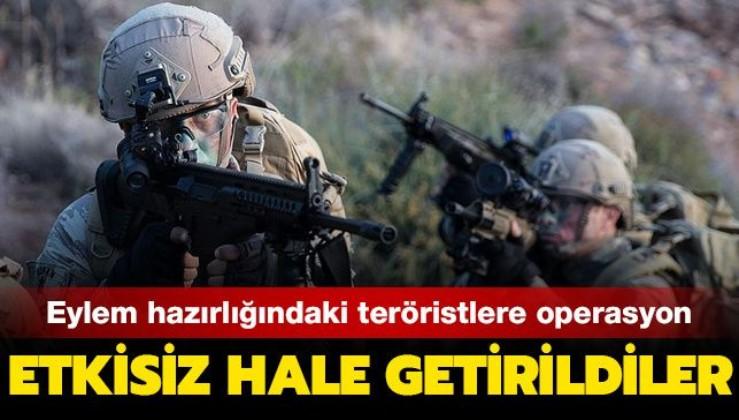 MSB duyurdu: Hakkari'de 5 terörist etkisiz hale getirildi!