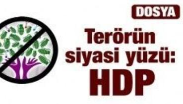 Terörün siyasi yüzü: HDP- Dosya-