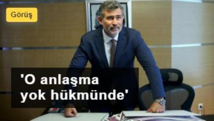 Metin Feyzioğlu, ABD Gemisine binenlere karşı Türkiye Gemisinde