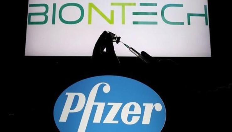 Pfizer ve BioNTech'ten dikkat çeken karar: Avrupa'ya aşı tedariki geçici süre azaltılacak