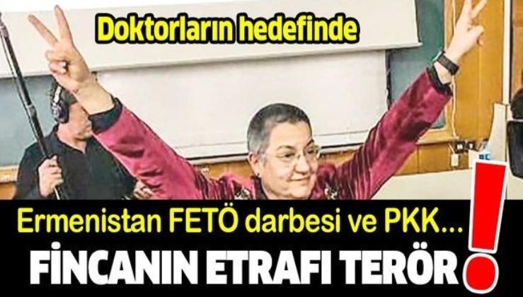Fatih Portakal'ın ne olduğu tescilli olan Şebnem Fincancı'nın ağzına bakarak konuşması ibretlik!