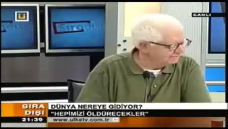 ACABA? Prof. Oktay Sinanoğlu: OLMAYAN SAHTE SALGINLAR İCAT EDİLİYOR ve bunun için AŞILAR HAZIRLANIYOR