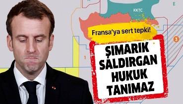 Cumhurbaşkanı Yardımcısı Fuat Oktay'dan Fransa'ya tepki!