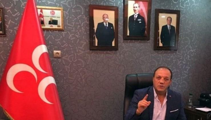 Erzurum'da MHP'li Naim Karataş'tan Akşener'in sözlerine sert tepki