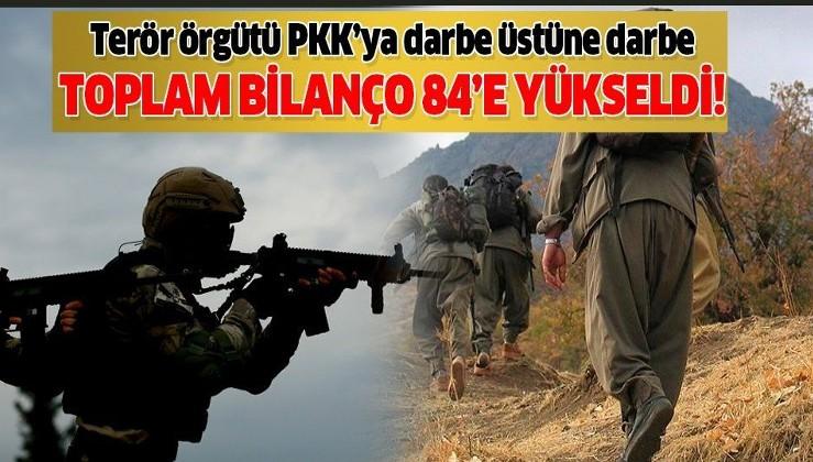 Son dakika: Terör örgütü PKK'da çözülme devam ediyor: