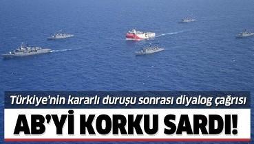 Avrupa Birliği'ni korku sardı! Türkiye'nin NAVTEX ilanından sonra diyalog çağrısı talebi