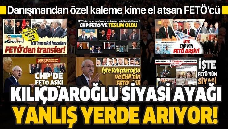 FETÖ kasetiyle partiyi ele geçiren Kılıçdaroğlu'nun en yakınındaki isimler FETÖ'cü çıktı!.