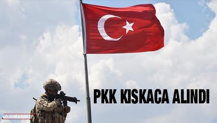 PKK kıskaca alındı