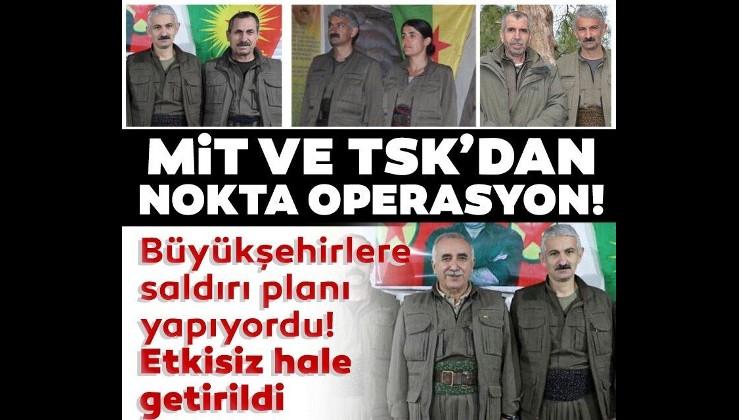 Son dakika: MİT ve TSK'dan nokta operasyon! Kırmızı listedeki Dalokay Şanlı isimli terörist öldürüldü...