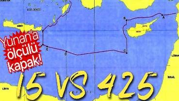 Son dakika: Türkiye'den Yunanistan'a Oruç Reis tepkisi