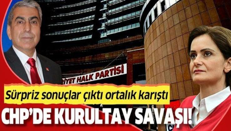 CHP'de ortalık karıştı! İstanbul'da Canan Kaftancıoğlu ile Cemal Canpolat arasında güç savaşları başladı!.