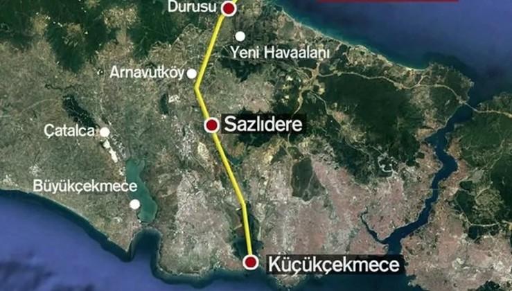 'Kanal İstanbul' arazilerinde fiyat artışı