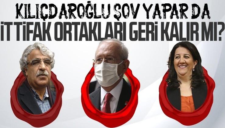 SON DAKİKA: CHP bir kez daha HDP'yle aynı noktada buluştu! Aşı için bekleyecekler