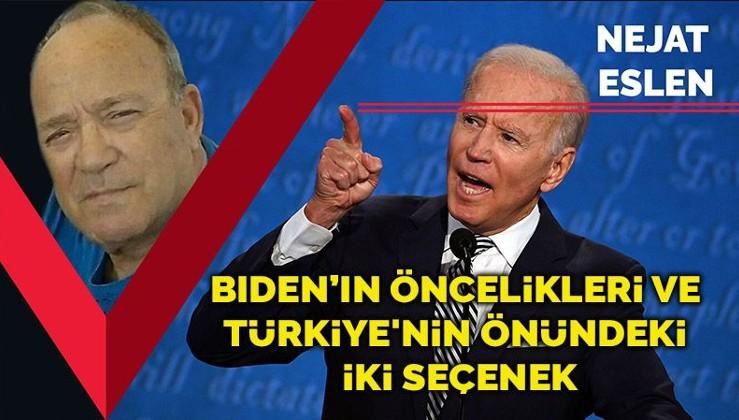 Biden'ın jeopolitik öncelikleri ve Türkiye'nin önündeki iki seçenek