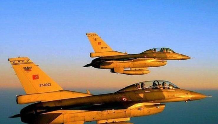 Son dakika: Irak'ın kuzeyine hava harekatı: 8 terörist etkisiz hale getirildi