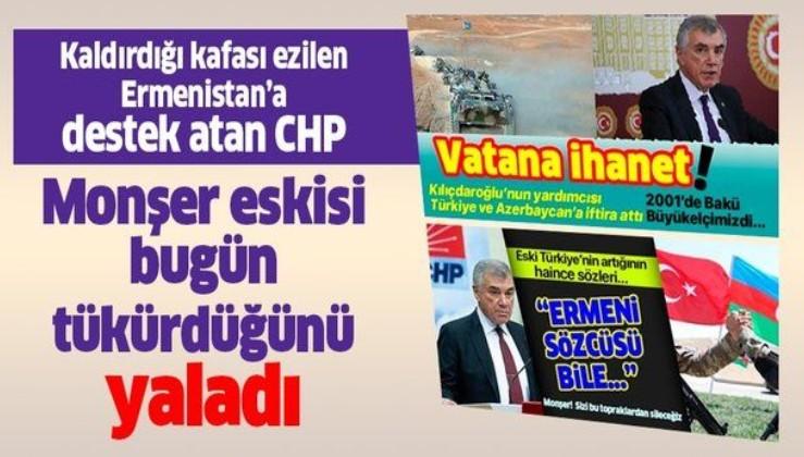 CHP Genel Başkan Başdanışmanı Ünal Çeviköz'ün Ermenistan'a desteği: Sözlerim çarpıtıldı