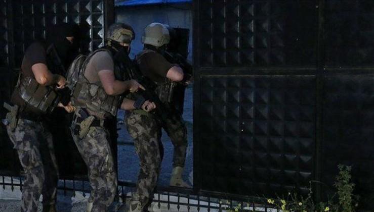 Terör örgütü DEAŞ'a Mersin merkezli operasyon! 3 tutuklama