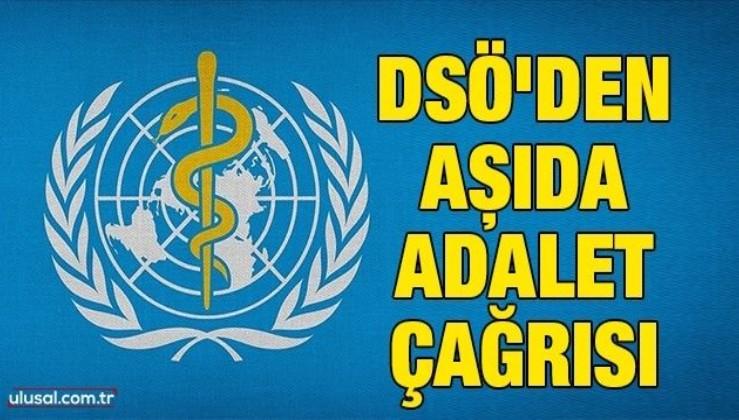DSÖ'den aşıda adalet çağrısı