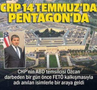 15 Temmuz hain darbe girişimi öncesi skandal buluşma!
