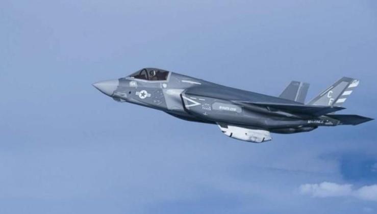 ABD Kongresi: F-35 imalat hatası nedeni ile düştü