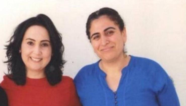 Ayn el-Arap (Kobani) ayaklanmasının mimarlarından HDP'li Figen Yüksekdağ'ın tahliye talebine ret