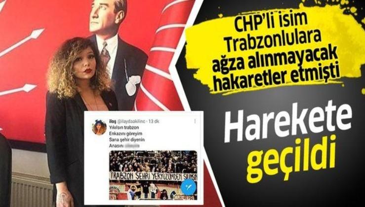 Trabzon'a ve Trabzonlulara hakaret eden CHP'li partinden ihraç edilecek