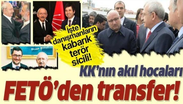 Kılıçdaroğlu'nun 6 danışmanı FETÖ bağlantılı!