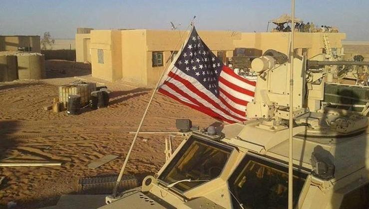 SOHR: ABD'nin Ayn el Arap'taki üssü yıkıldı