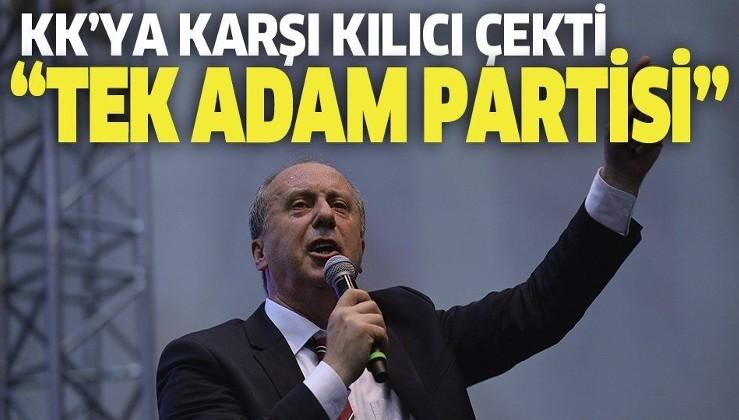 CHP'ye resti çeken Muharrem İnce'den Sivas'ta flaş açıklamalar!