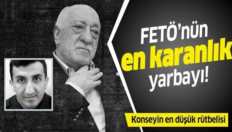 FETÖ'nün yurtta sulh konseyinin karanlık yarbayı Turgay Sökmen!.