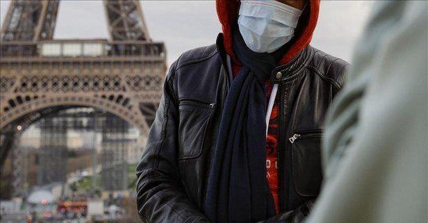 Son dakika: Fransa'da koronavirüsten ölenlerin sayısı 14 bin 967'ye yükseldi